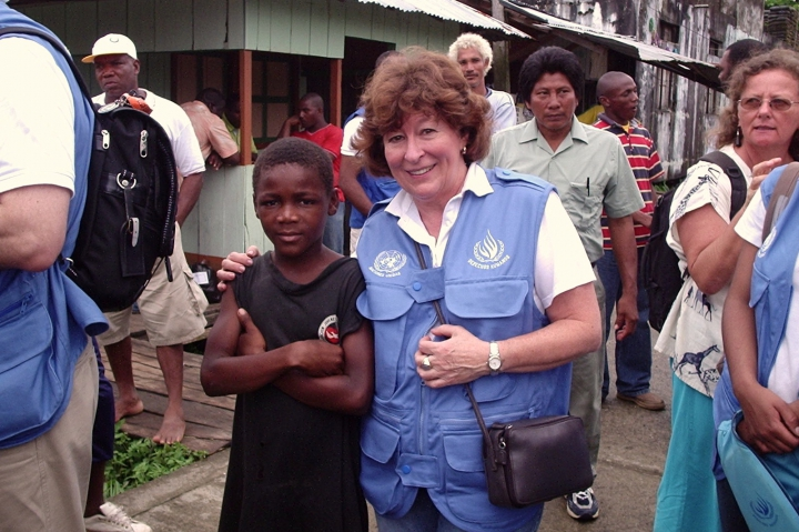 In the Crossfire: Louise Arbour & the Battle for Human Rights