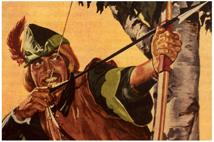 Robin Hood: The First Outlaw Hero (en anglais seulement)
